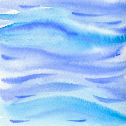Синий – текущий, спокойный, ласкающий…