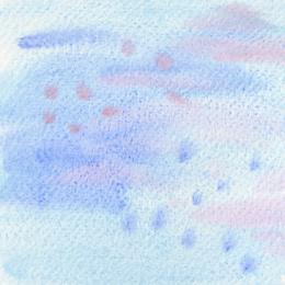 Синий – тишайший, мечтательный, манящий, обволакивающий…