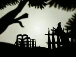 Снимок театра теней